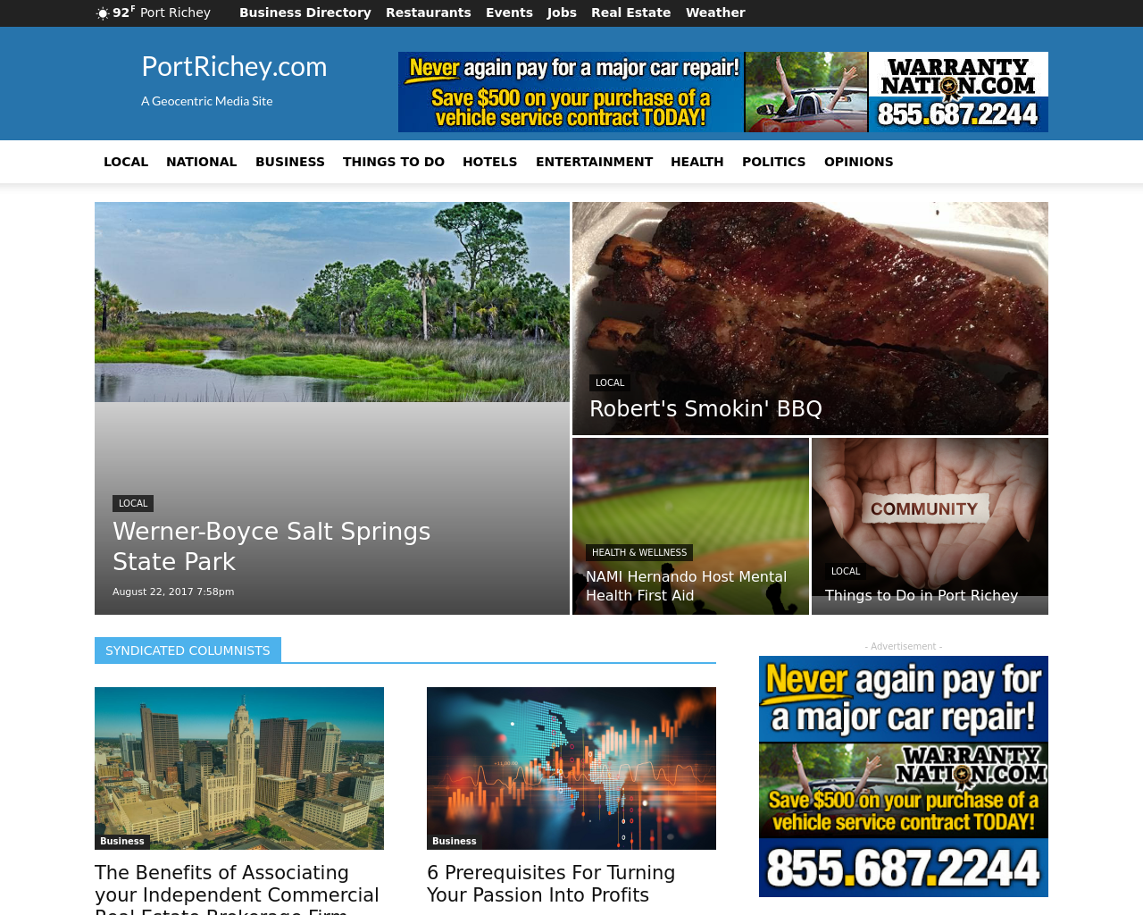Port-Richey-Advertising-Reviews-Pricing