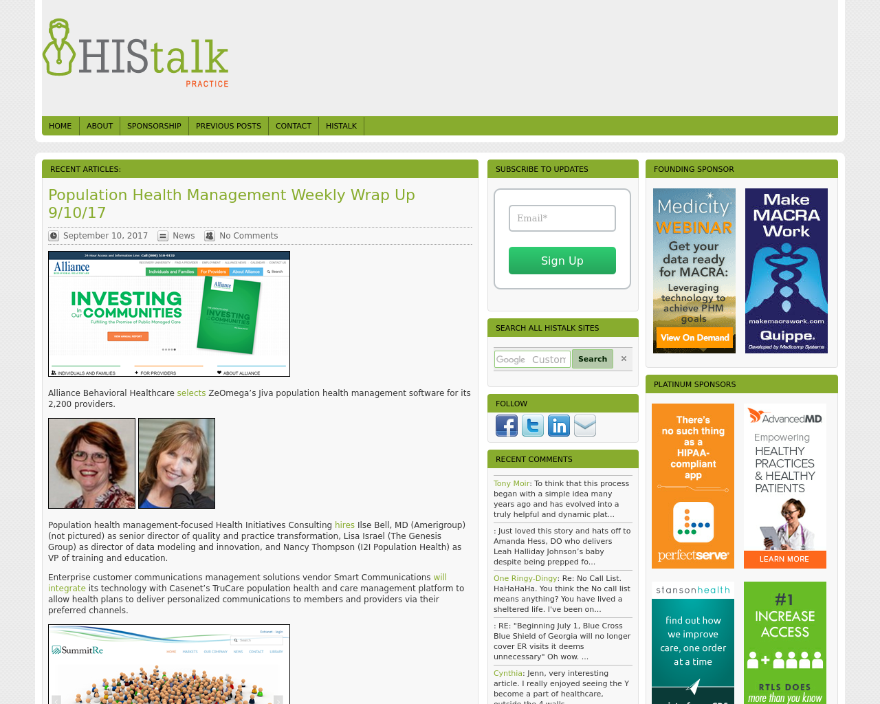 HIStalk-Practice-Advertising-Reviews-Pricing