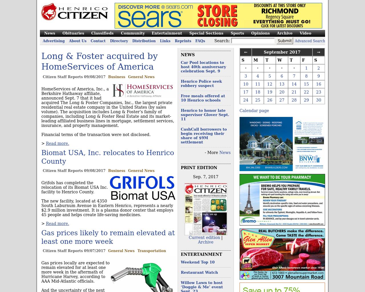 Henrico-Citizen-Advertising-Reviews-Pricing
