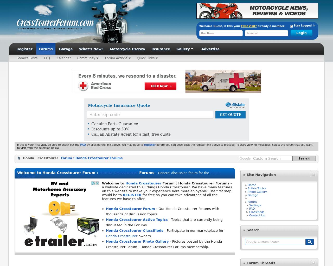 Crosstourerforum-Advertising-Reviews-Pricing