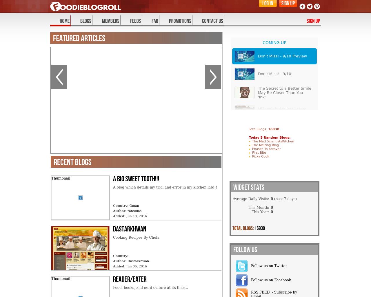 His-Food-Blog-Advertising-Reviews-Pricing