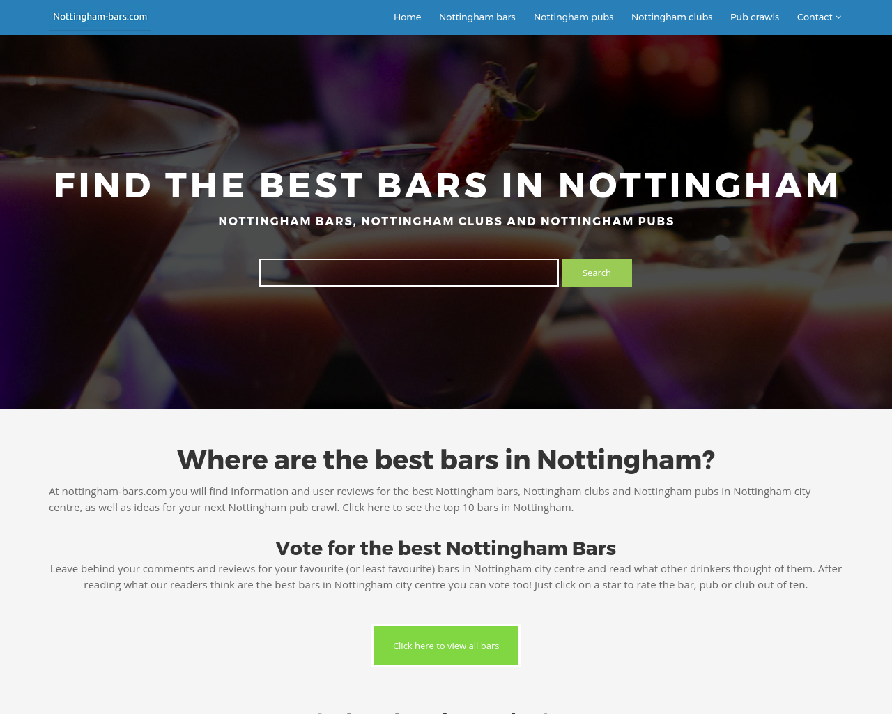 Nottingham-bars.com-Advertising-Reviews-Pricing