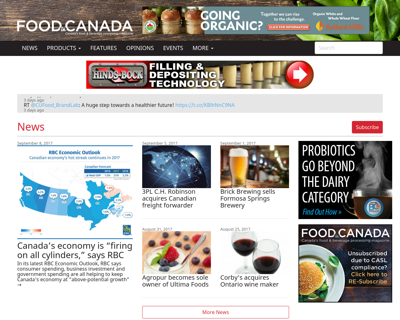 Food-In-Canada-Advertising-Reviews-Pricing