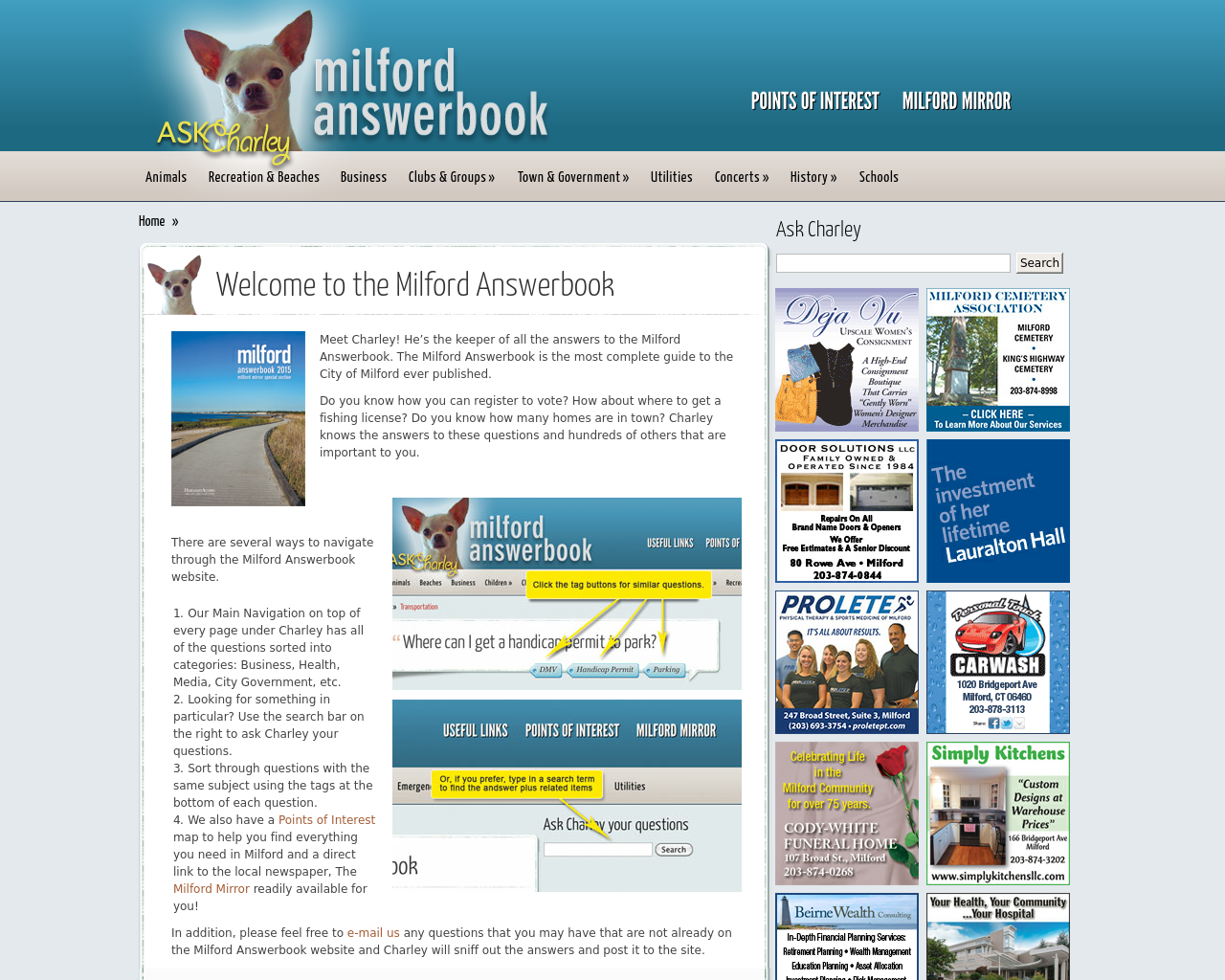 Milford-Answerbook-Advertising-Reviews-Pricing