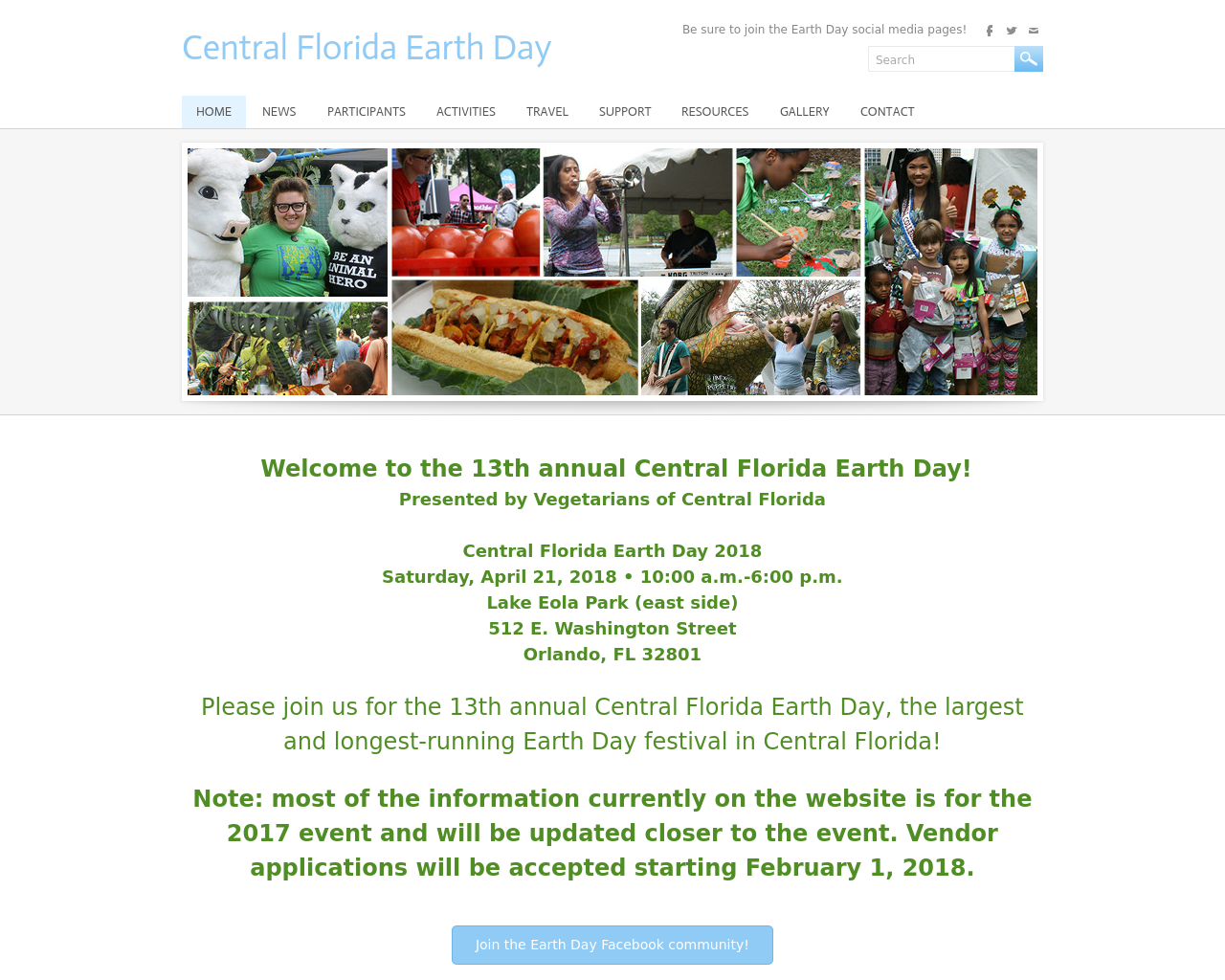 Central-Florida-Earth-Day-Advertising-Reviews-Pricing