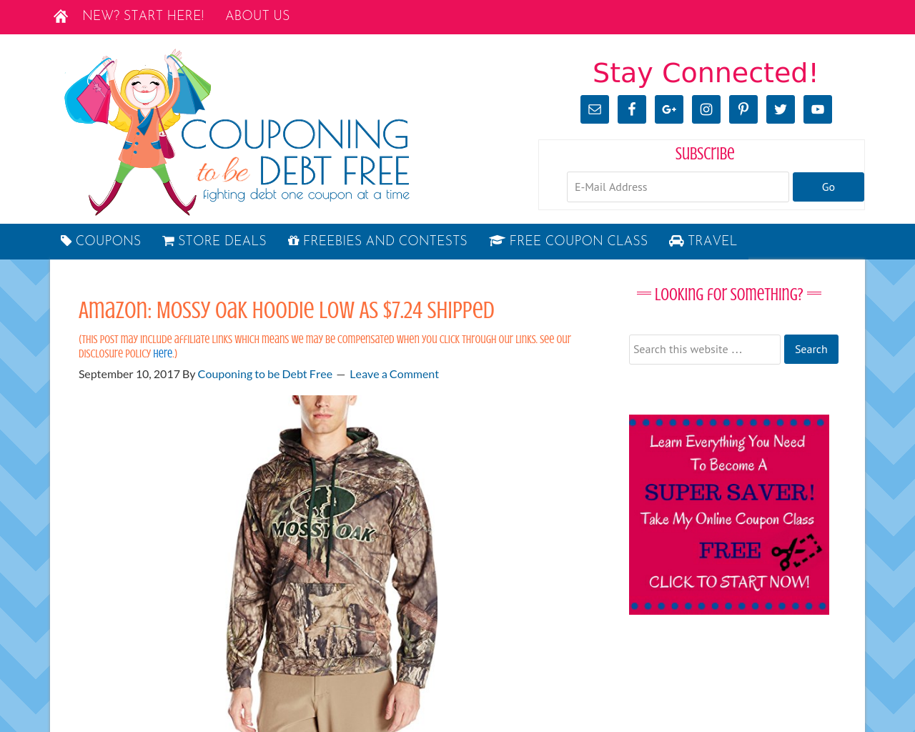 Couponing-To-Be-Debt-Free-Advertising-Reviews-Pricing