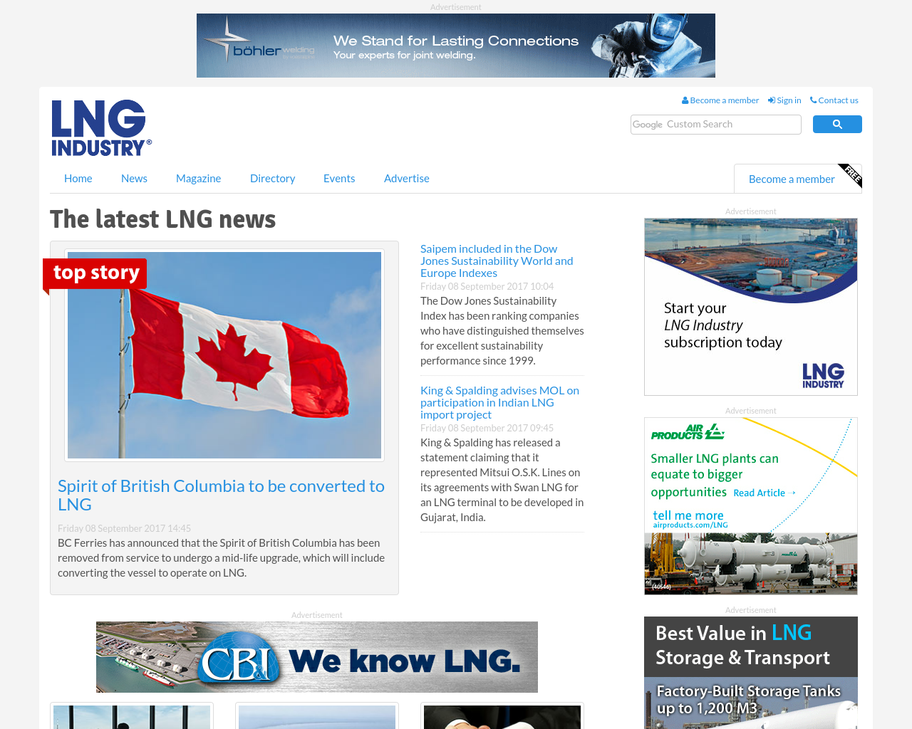 LNG-Industry-Advertising-Reviews-Pricing