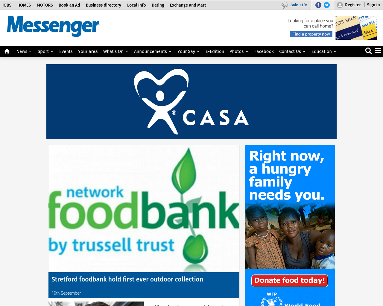 Messenger-Newspapers-Advertising-Reviews-Pricing