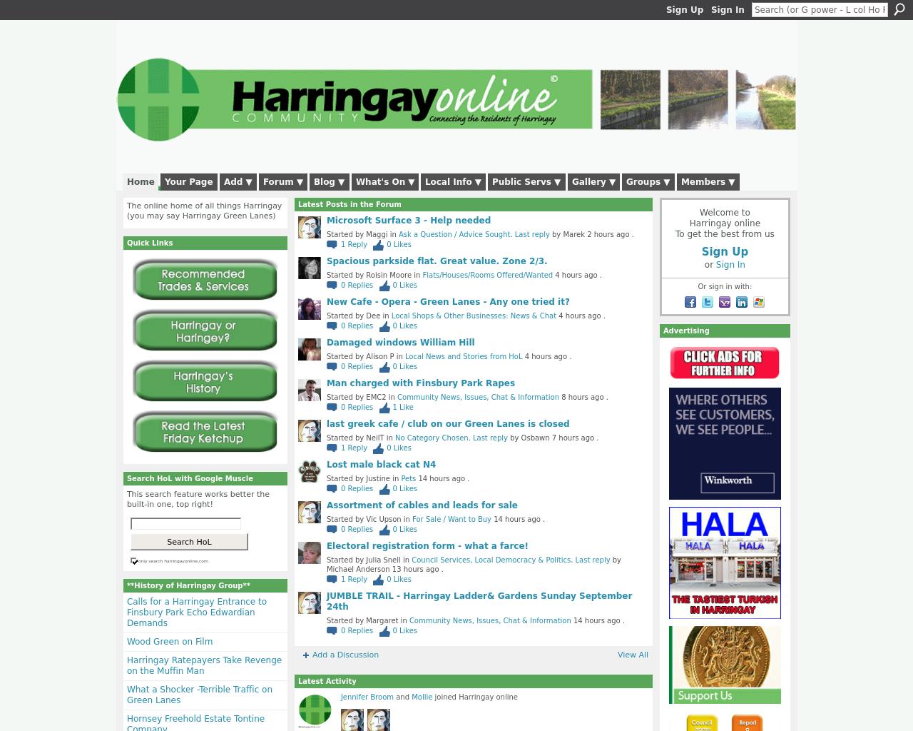 Harringay-Online-Advertising-Reviews-Pricing