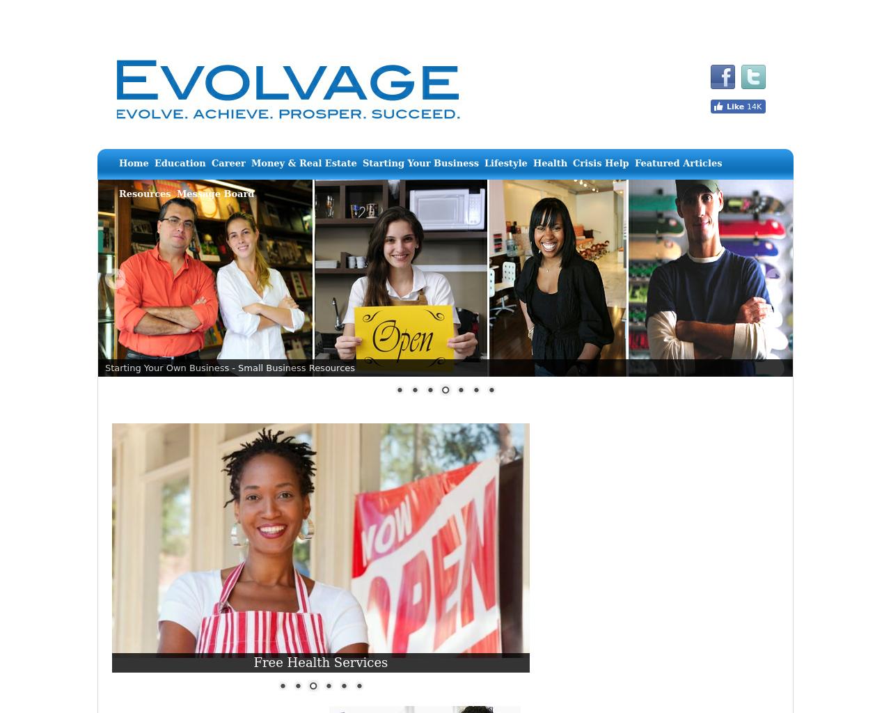 Evolvage.com-Advertising-Reviews-Pricing