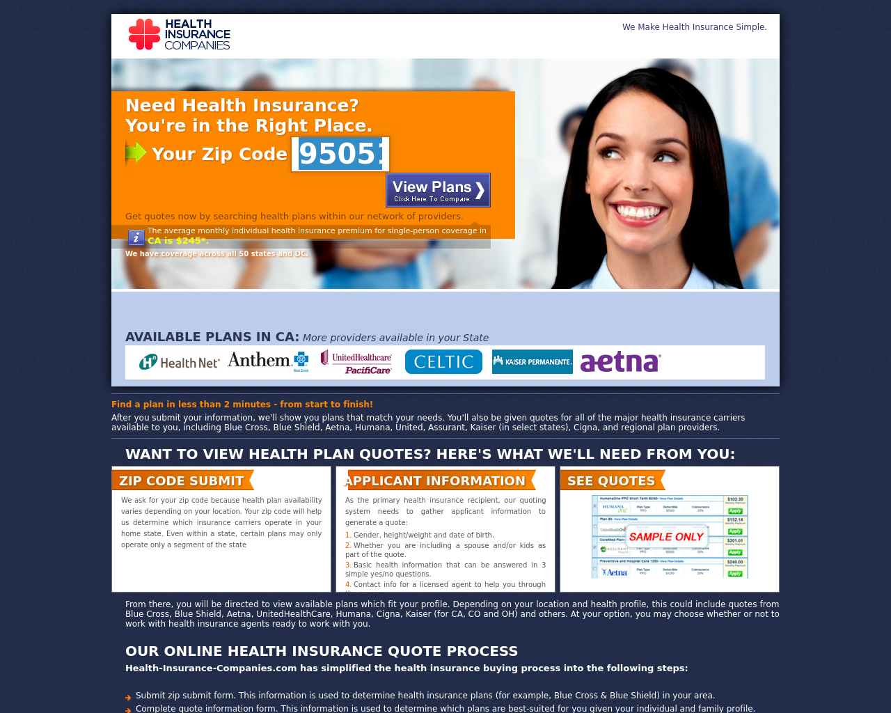 Health-Insurance-Companies-Advertising-Reviews-Pricing