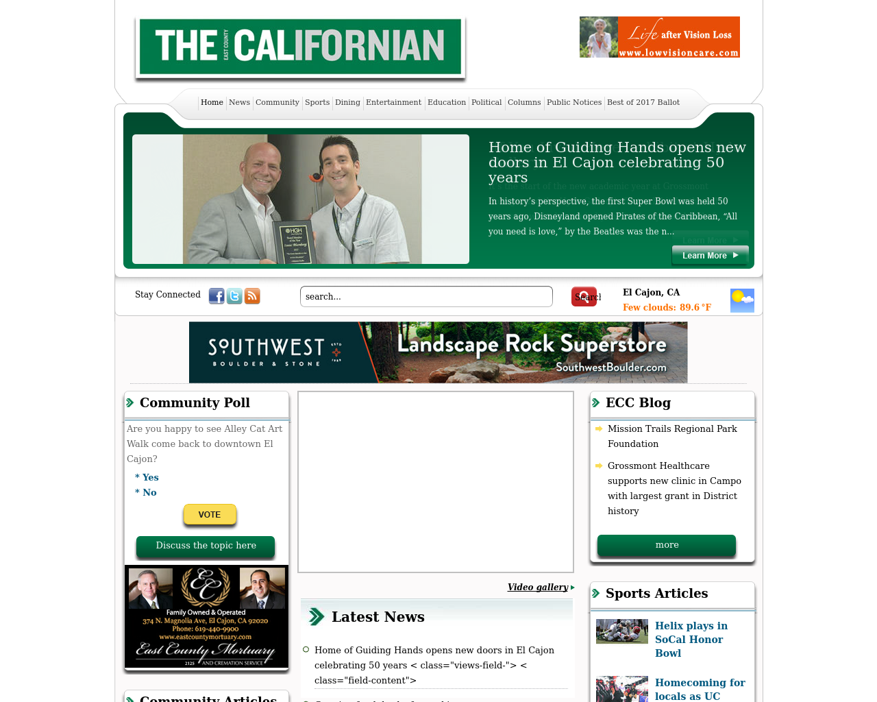 The-East-County-Californian-Advertising-Reviews-Pricing