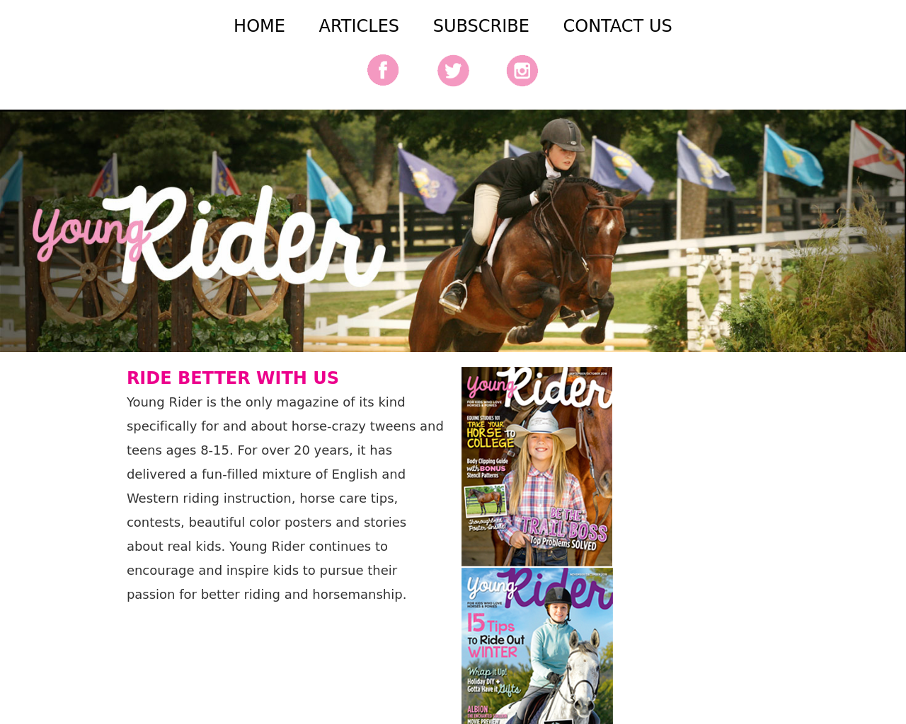 Young-Rider-Advertising-Reviews-Pricing