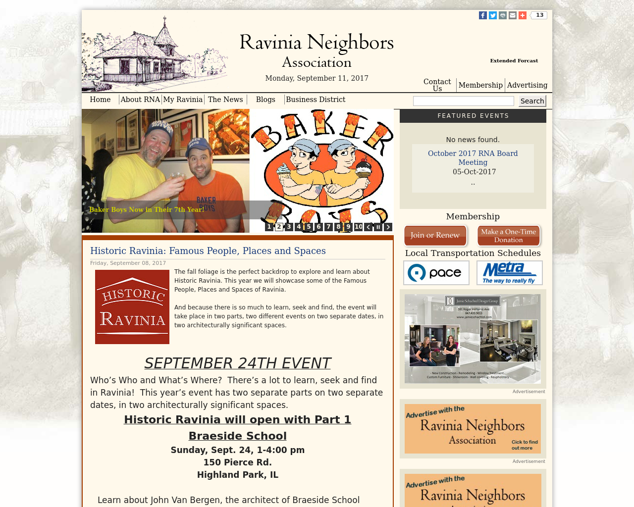 Ravinia-Neighbors-Association-Advertising-Reviews-Pricing