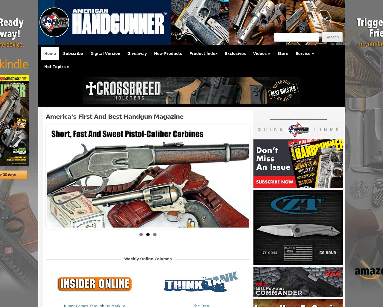 American-Handgunner-Advertising-Reviews-Pricing