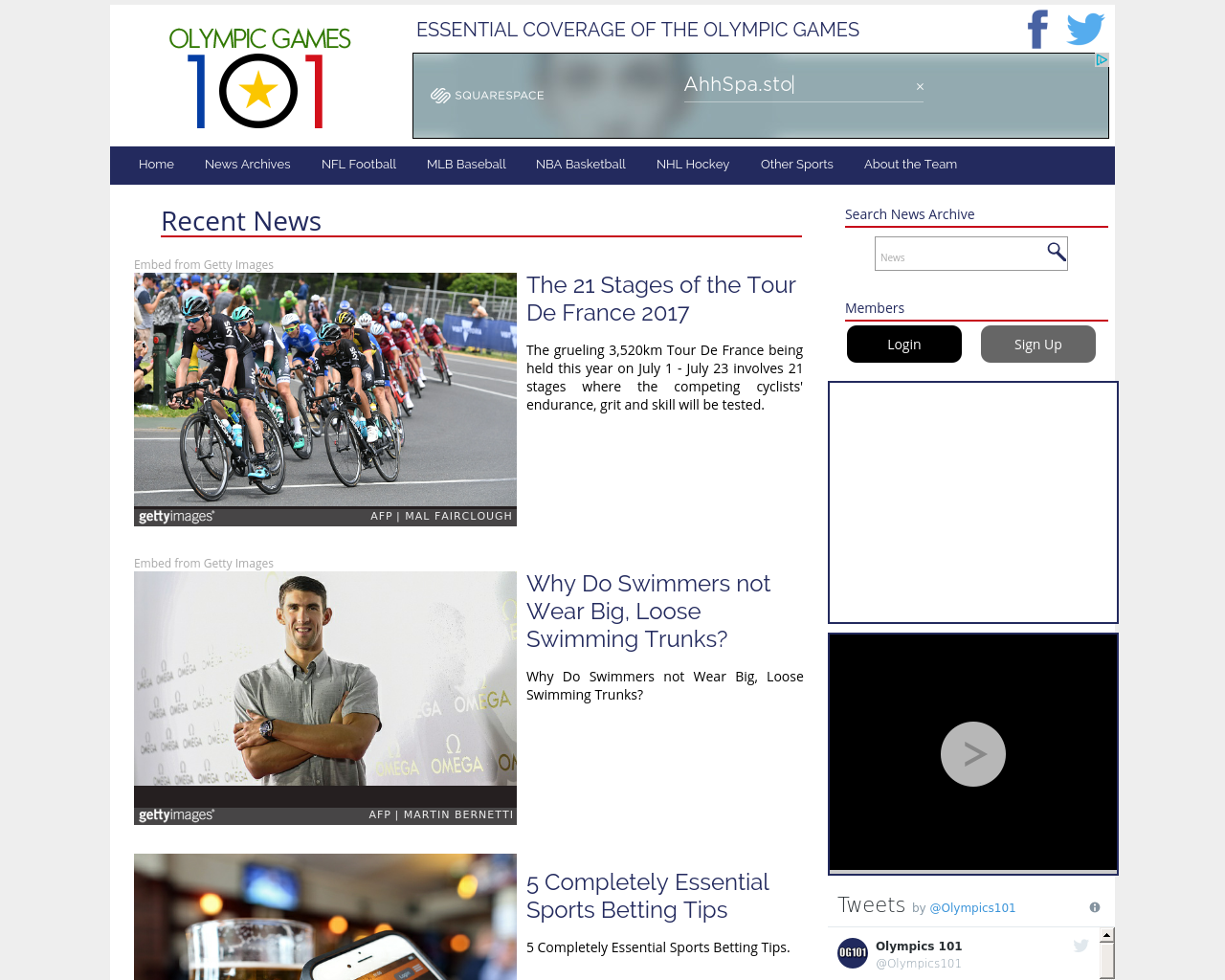 Olympic-Games-101-Advertising-Reviews-Pricing