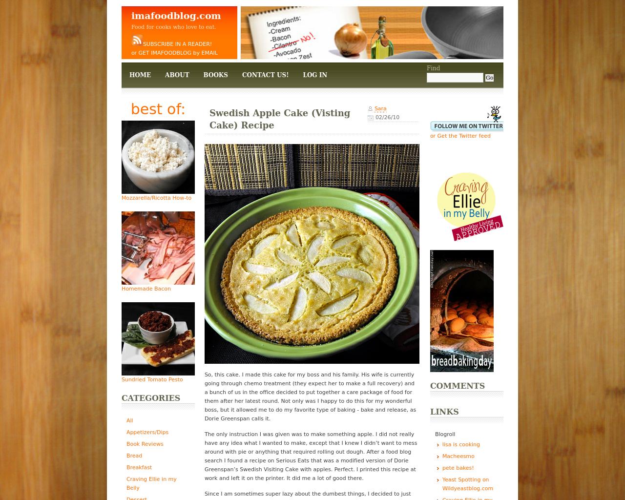 Imafoodblog.com-Advertising-Reviews-Pricing