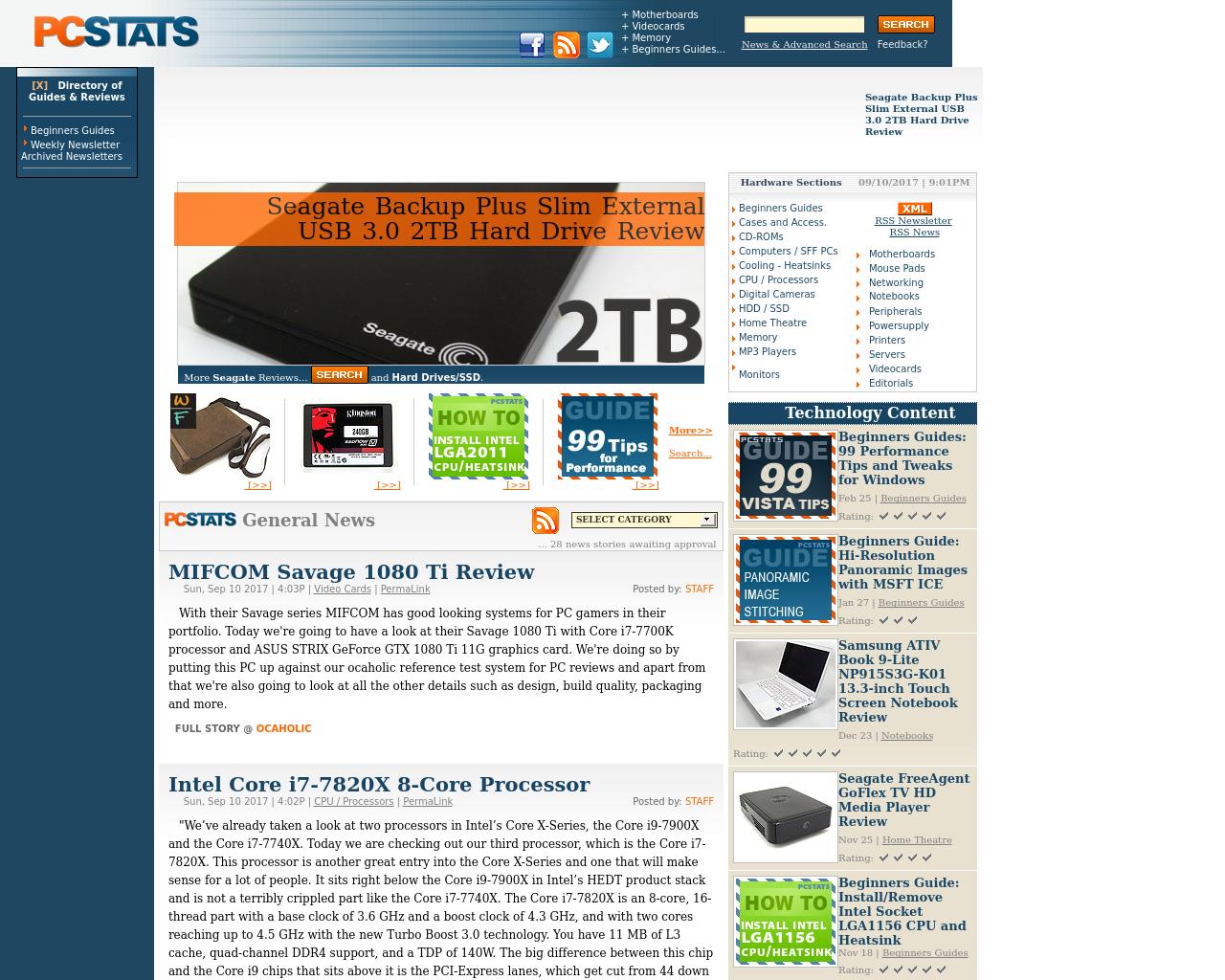 PCSTATS-Advertising-Reviews-Pricing