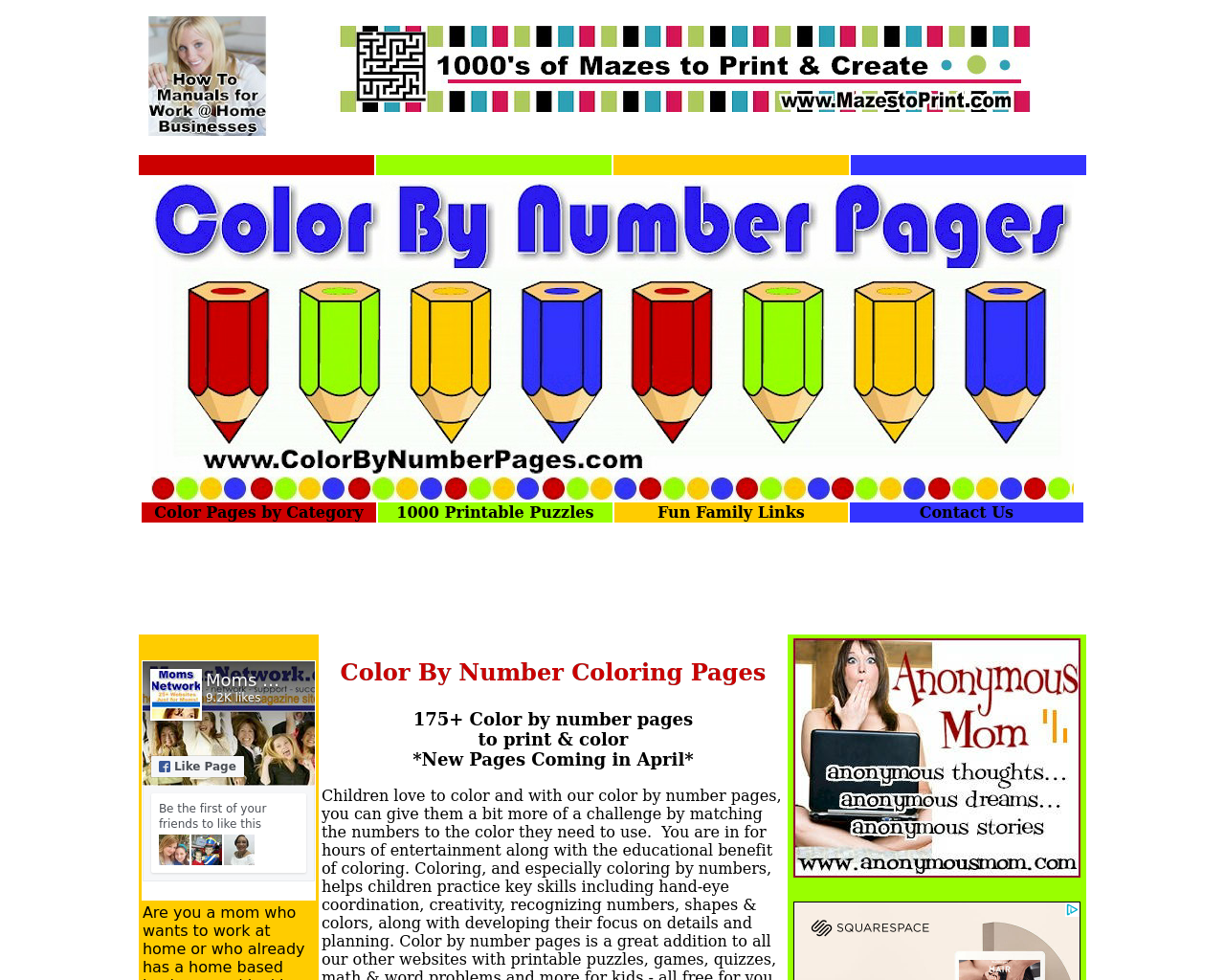 Color-By-Number-Pages-Advertising-Reviews-Pricing