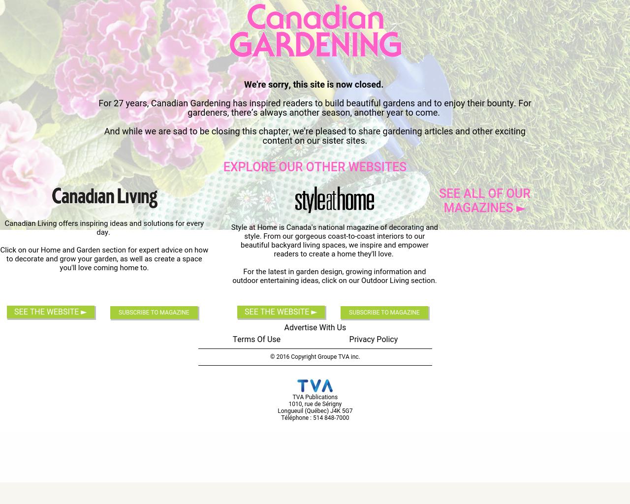Canadian-Gardening-Advertising-Reviews-Pricing