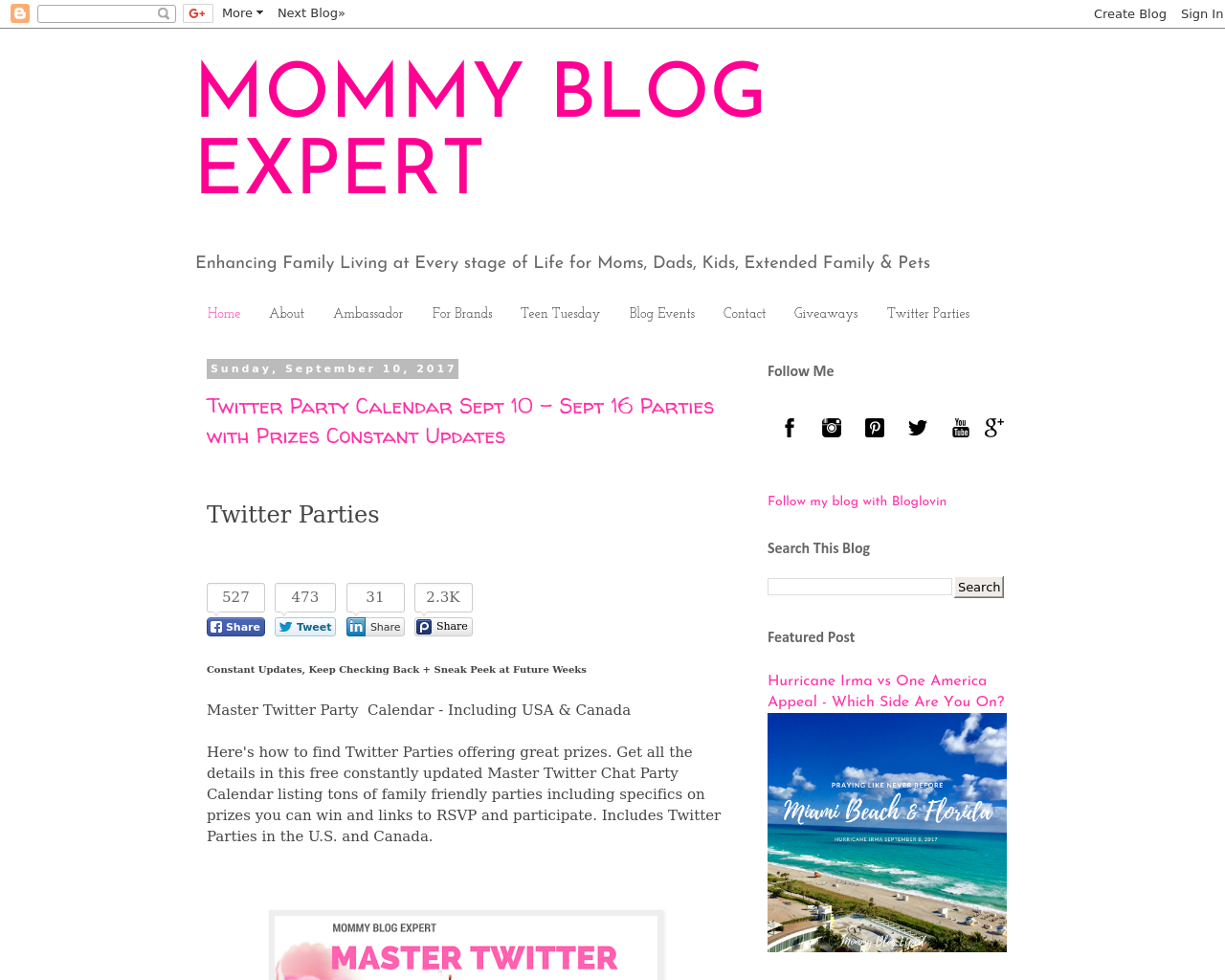 Mommy-Blog-Expert-Advertising-Reviews-Pricing