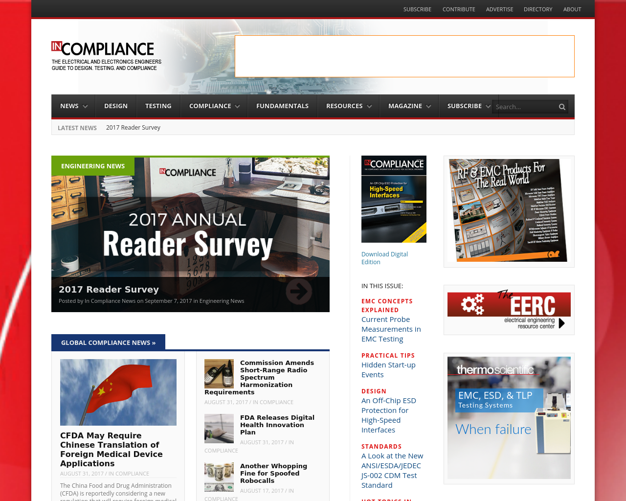 In-Compliance-Magazine-Advertising-Reviews-Pricing