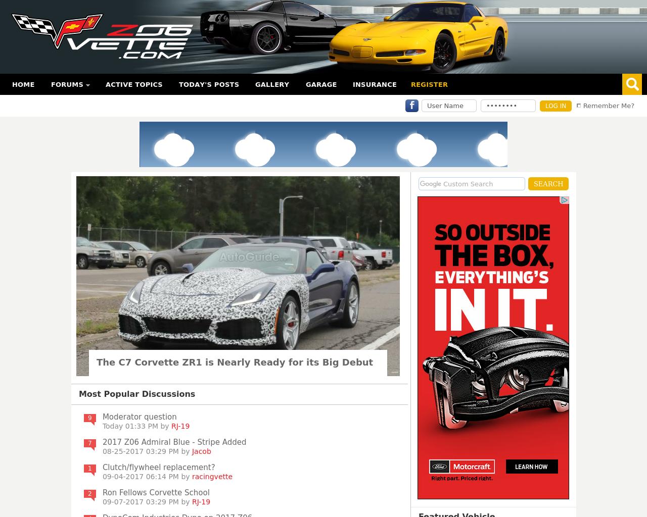 Z06vette.com-Advertising-Reviews-Pricing