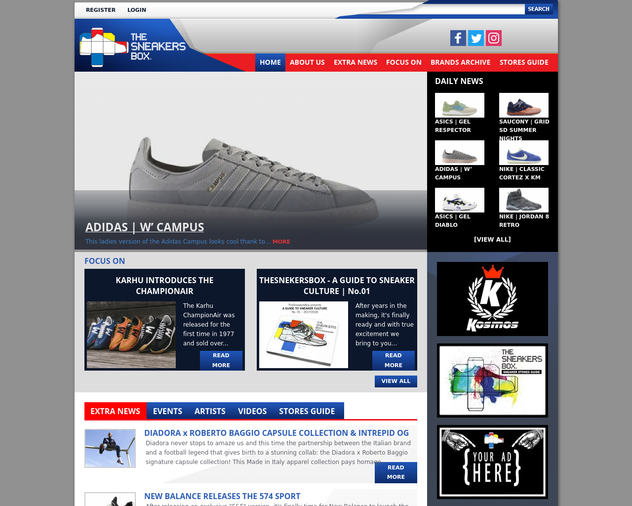 The-Sneakers-Box-Advertising-Reviews-Pricing