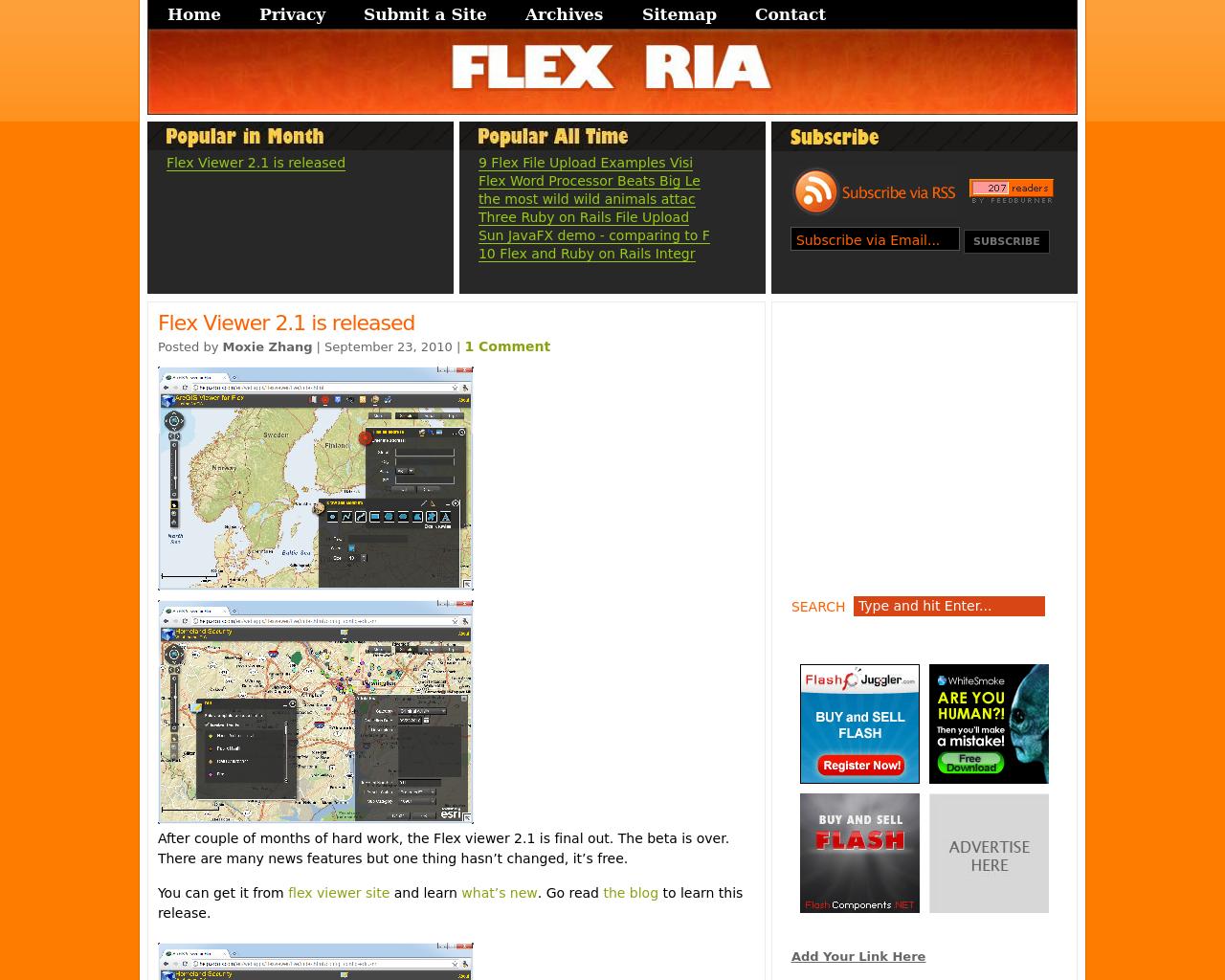 FLEX-RIA-Advertising-Reviews-Pricing