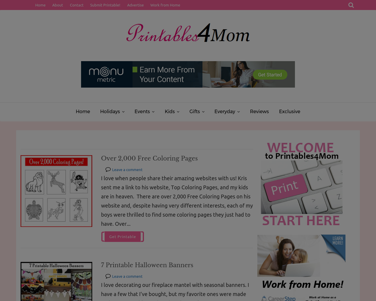Printables4Mom-Advertising-Reviews-Pricing