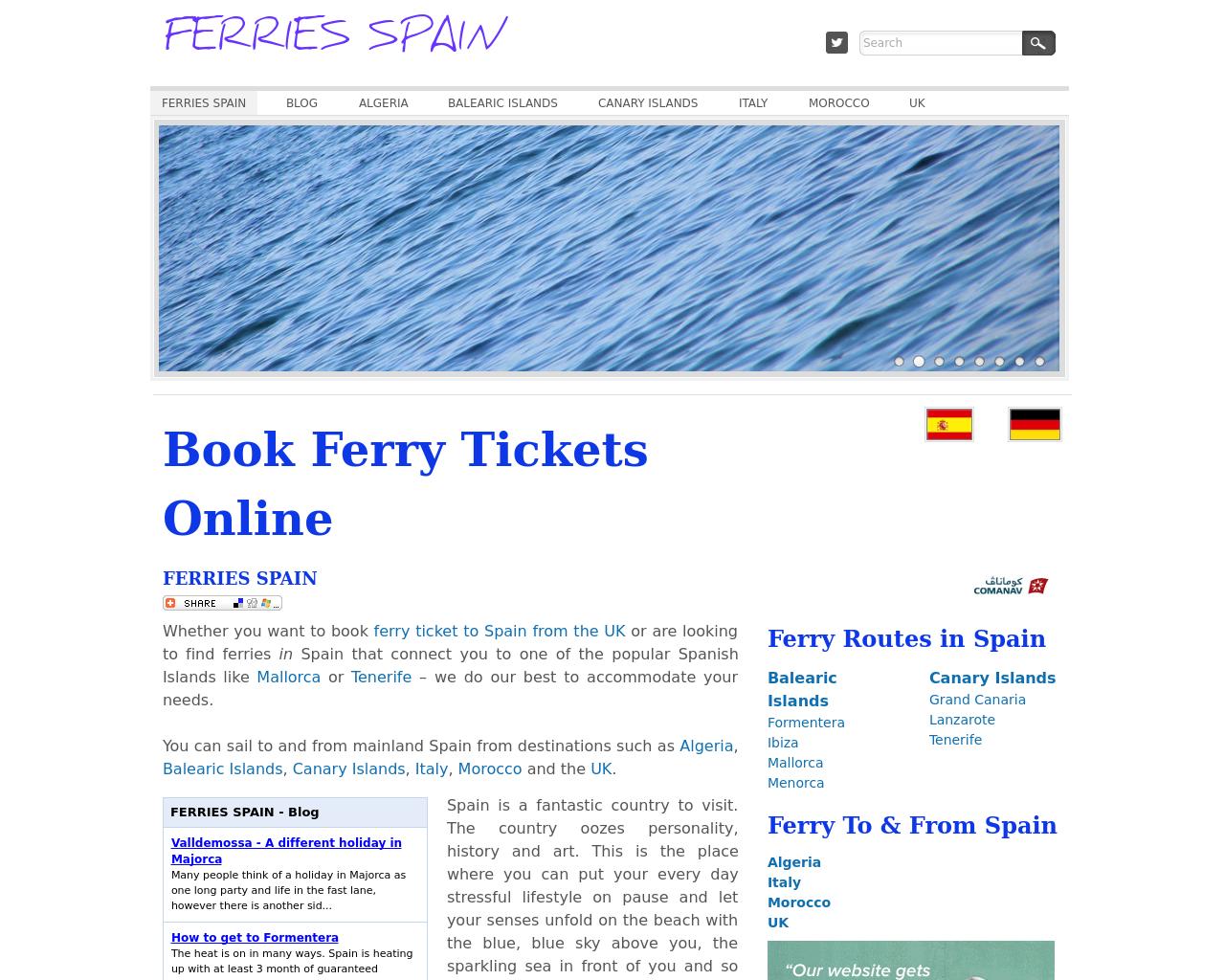 Ferries-Spain-Advertising-Reviews-Pricing