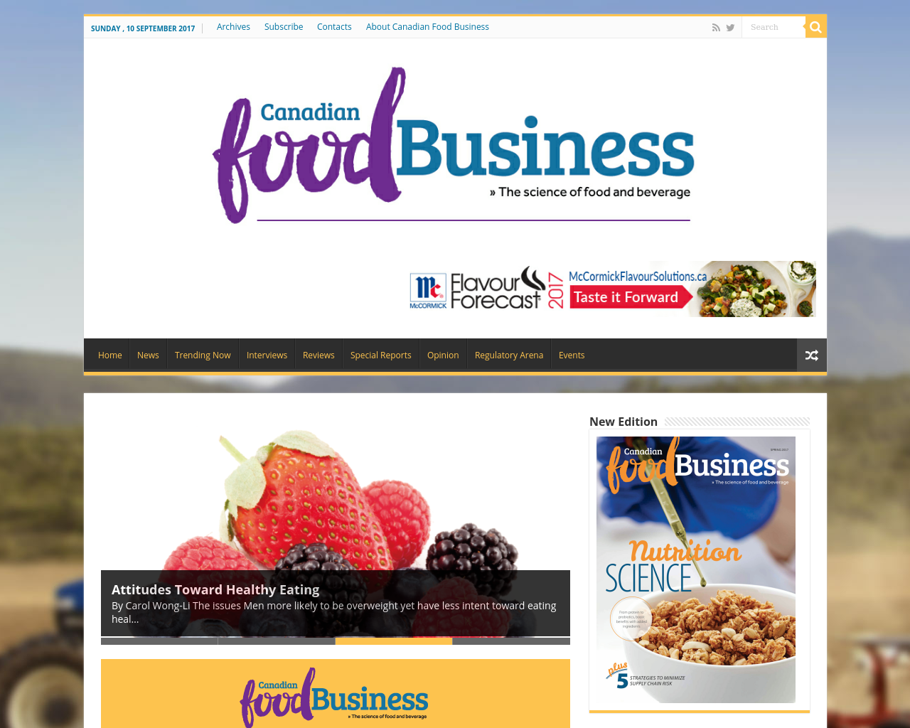 Canadian-Food-Insights-Advertising-Reviews-Pricing
