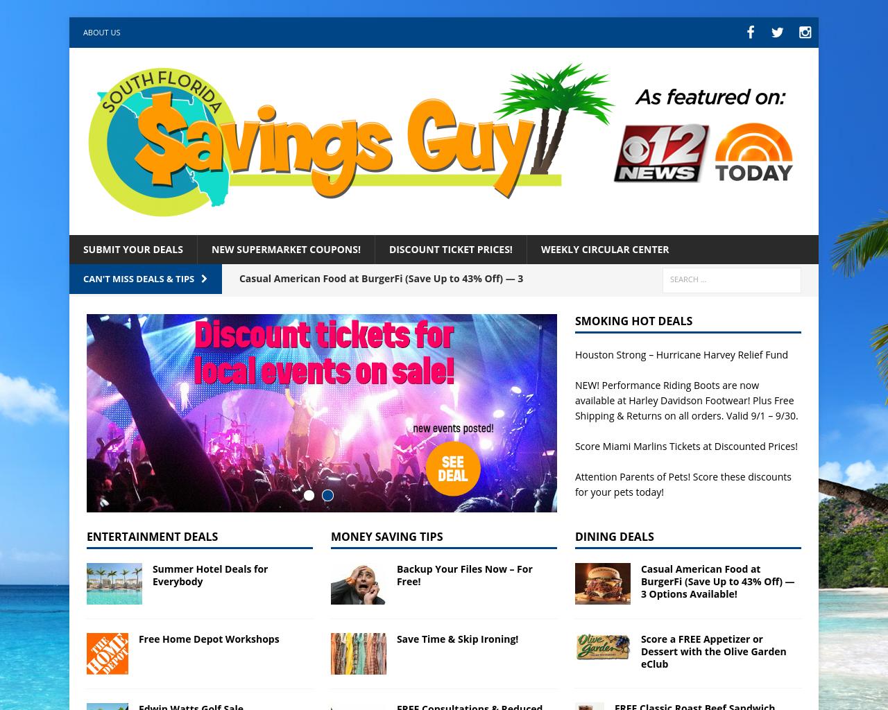 South-Florida-Savings-Guy-Advertising-Reviews-Pricing