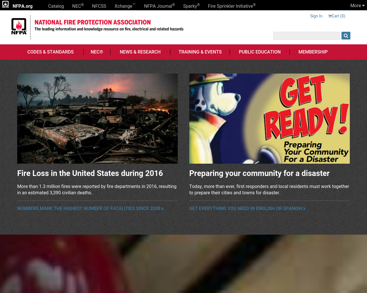 National-Fire-Protection-Association-Advertising-Reviews-Pricing