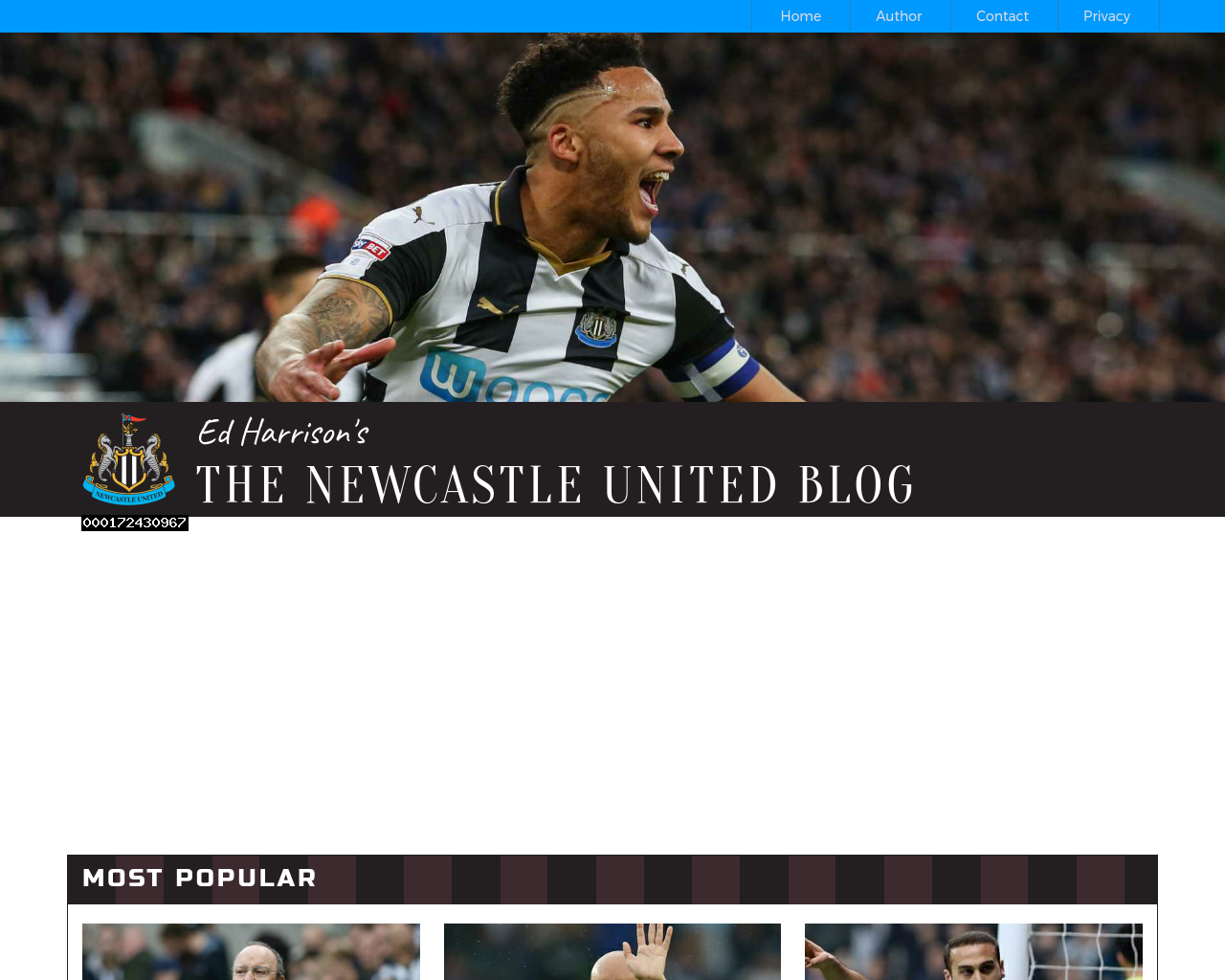 The-Newcastle-United-Blog-Advertising-Reviews-Pricing