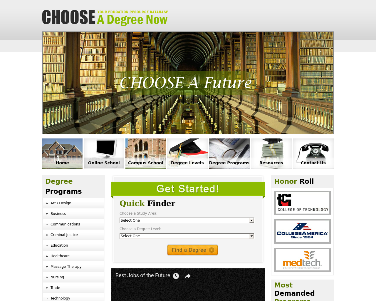 Choose-A-Degree-Now-Advertising-Reviews-Pricing