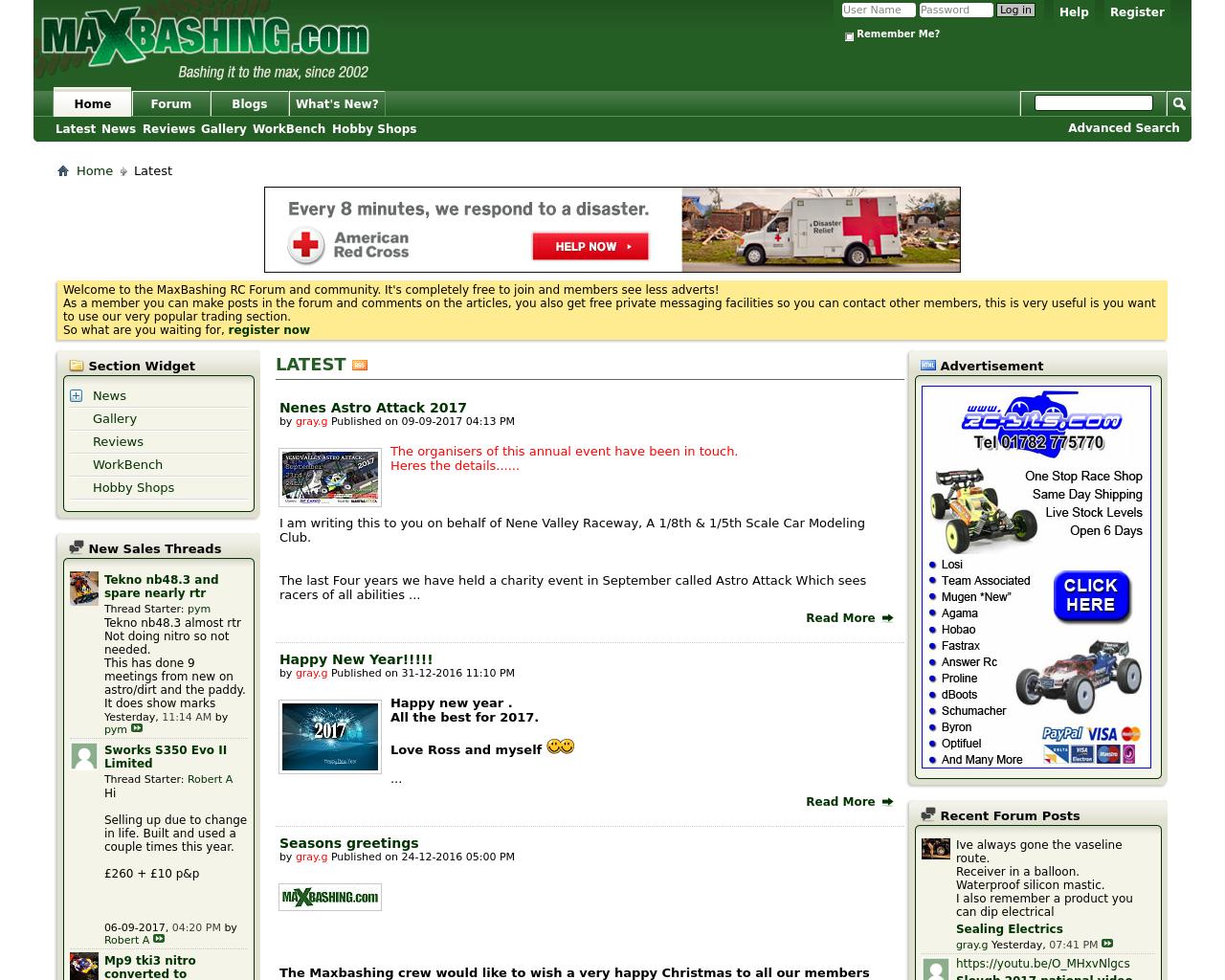 MaxBashing-RC-Forum-Advertising-Reviews-Pricing