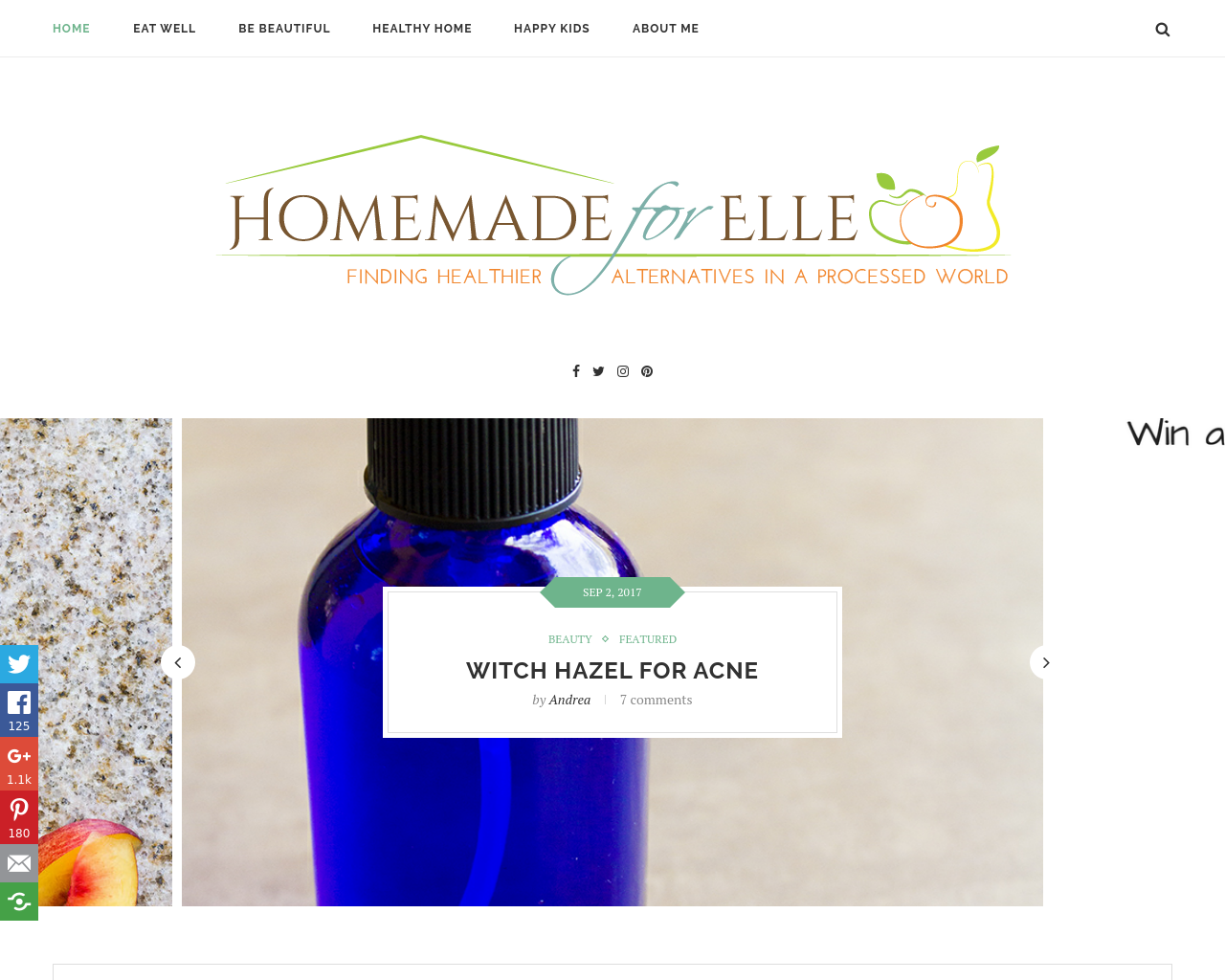 Homemade-For-Elle-Advertising-Reviews-Pricing