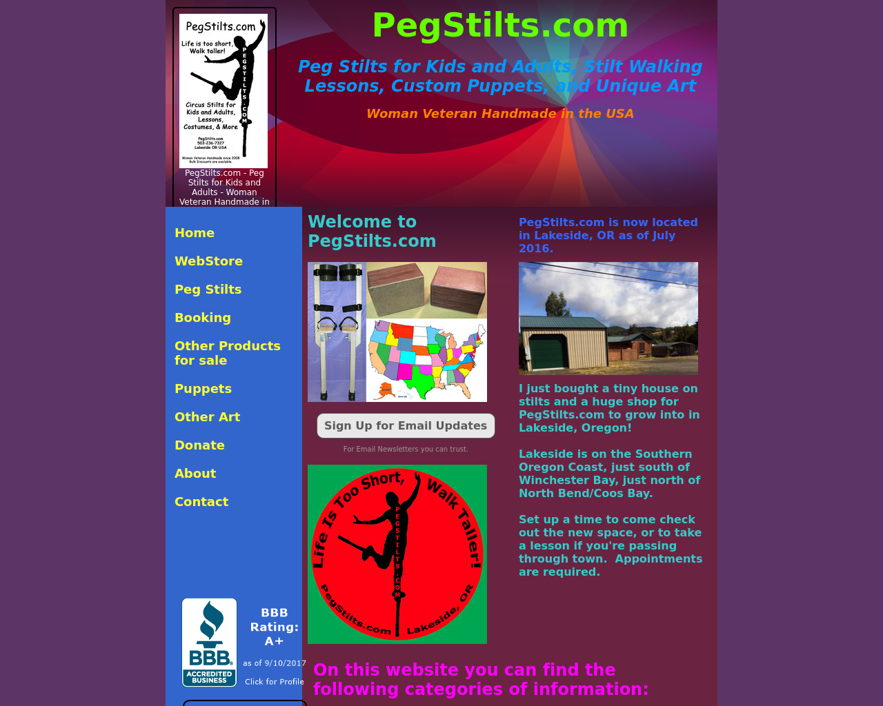 PegStilts.com-Advertising-Reviews-Pricing