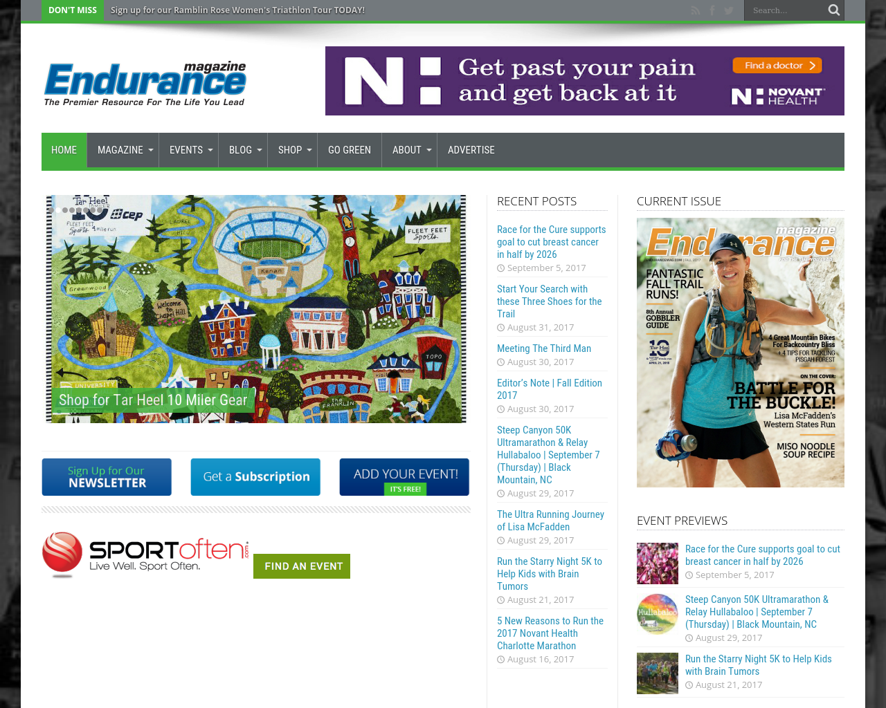 Endurance-Magazine-Advertising-Reviews-Pricing