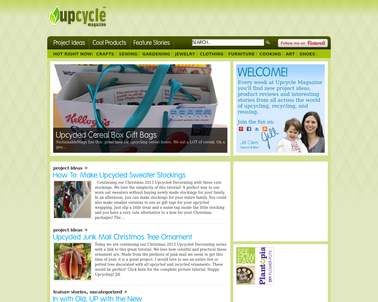 Up-Cycle-Magazine-Advertising-Reviews-Pricing