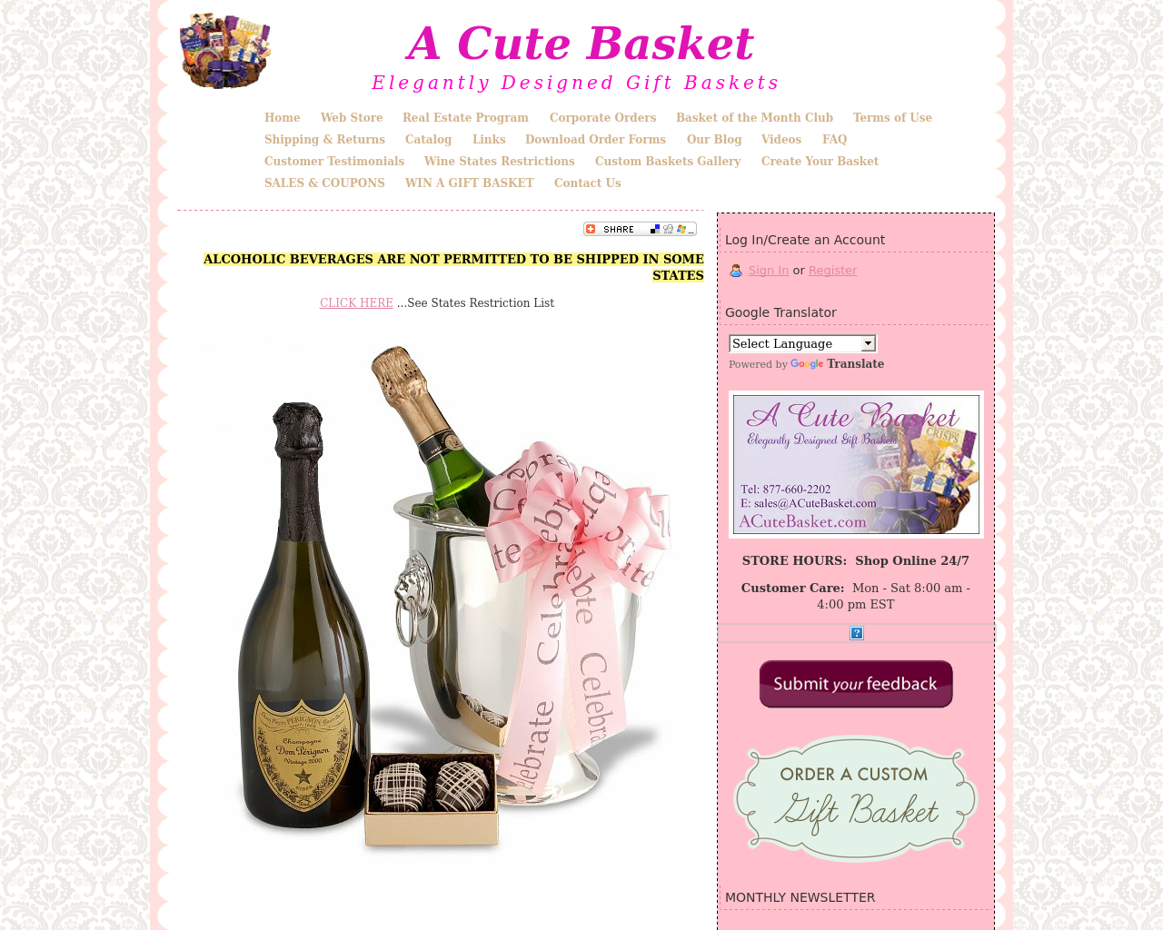 A-Cute-Basket-Advertising-Reviews-Pricing