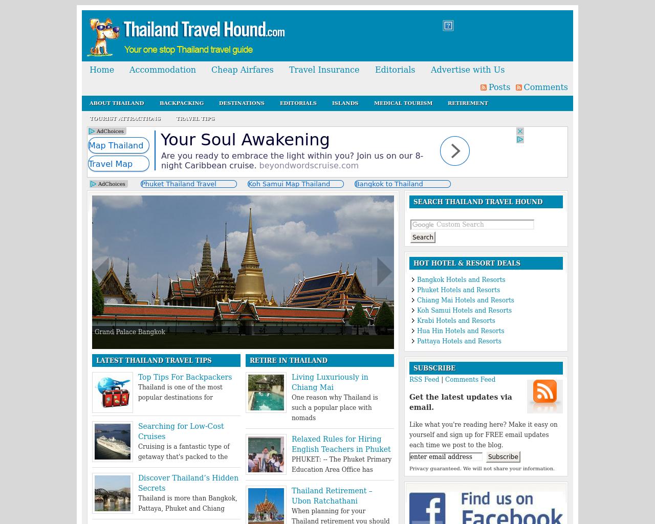 Thailand-Travel-Hound.com-Advertising-Reviews-Pricing