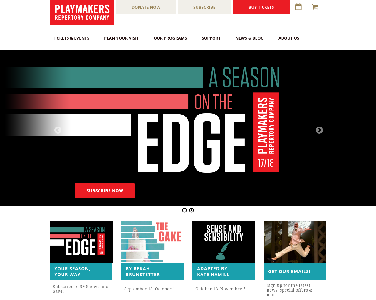 PlayMakers-Repertory-Company-Advertising-Reviews-Pricing