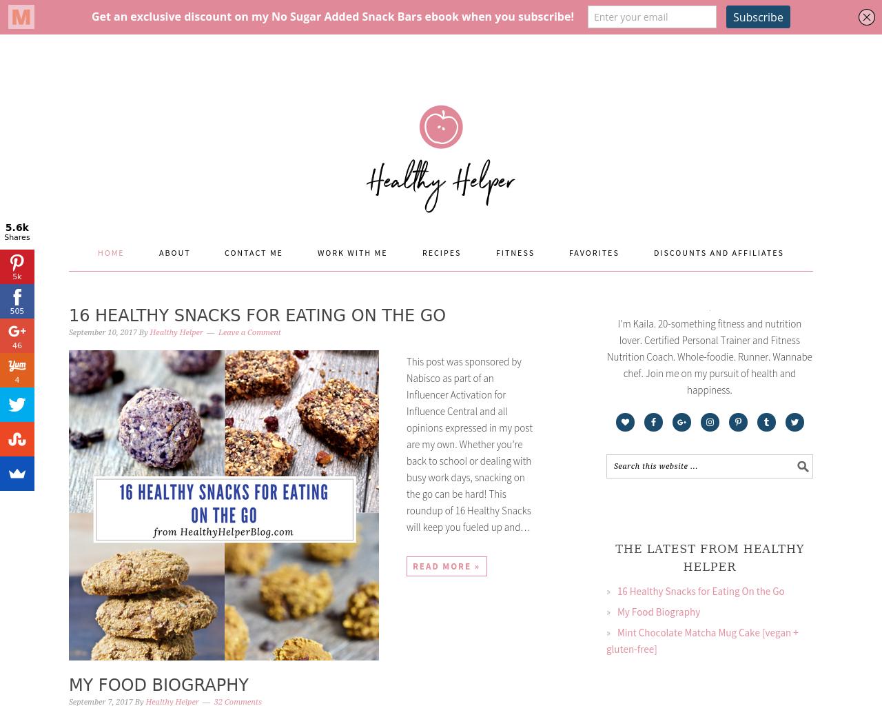 Healthyhelperblog-Advertising-Reviews-Pricing