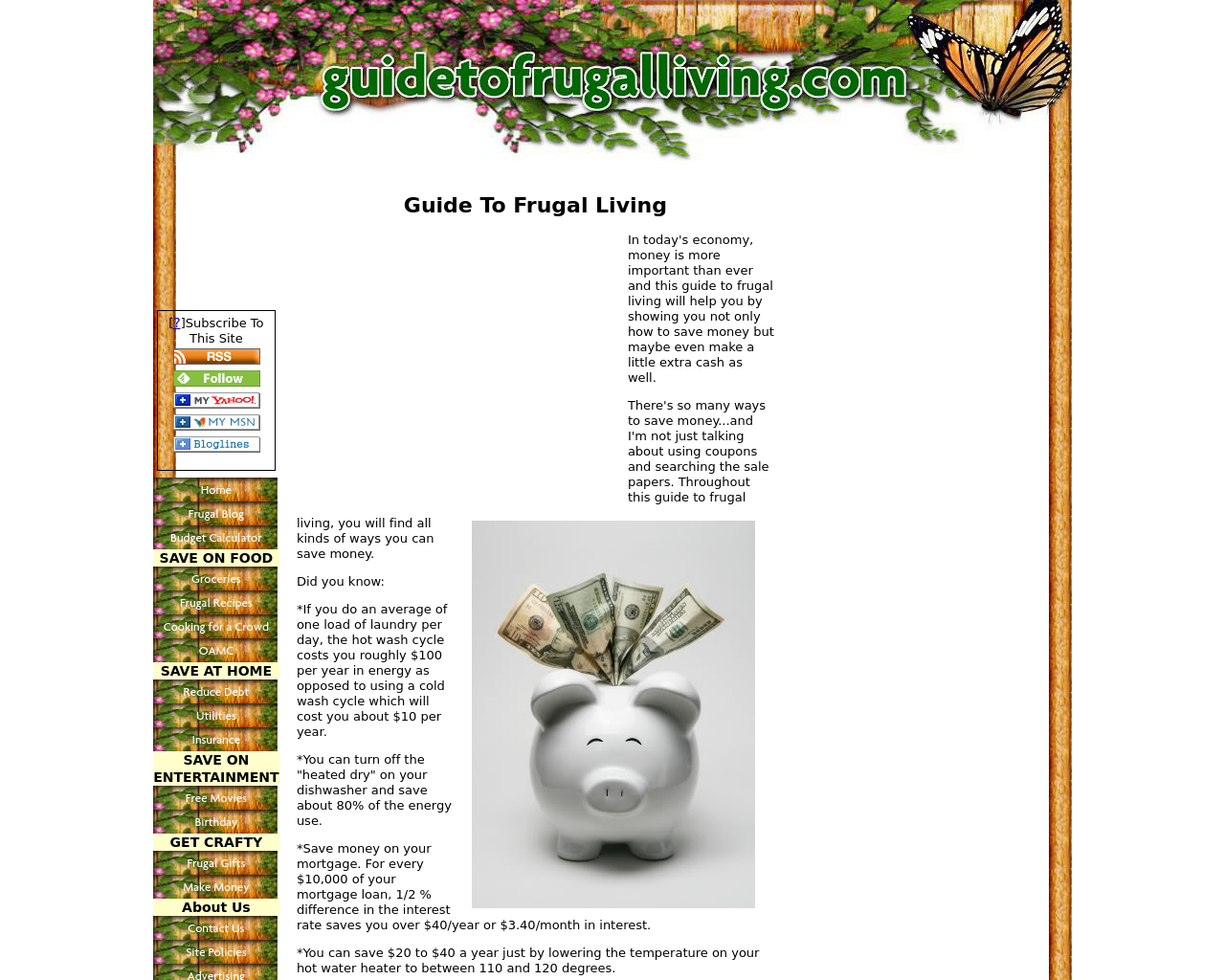 Guide-To-Frugal-Living-Advertising-Reviews-Pricing