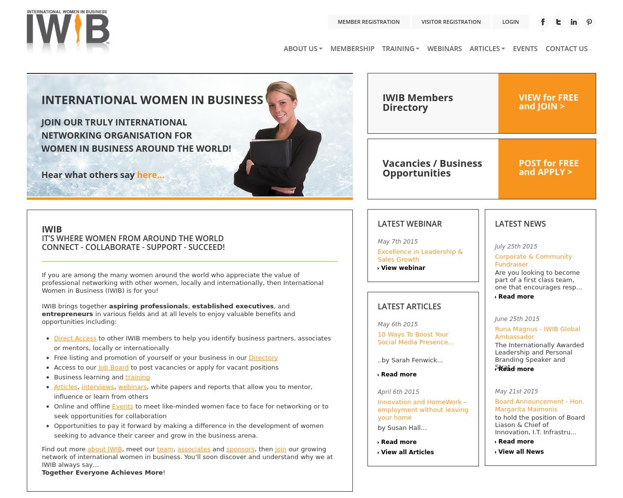 International-Women-In-Business-Advertising-Reviews-Pricing