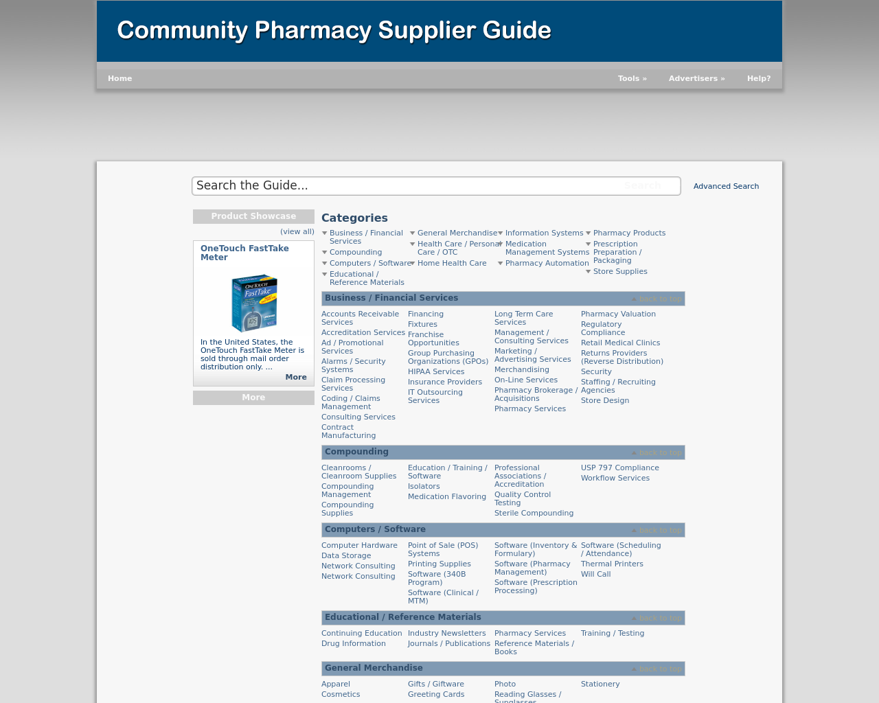 Community-Pharmacy-Supplier-Guide-Advertising-Reviews-Pricing