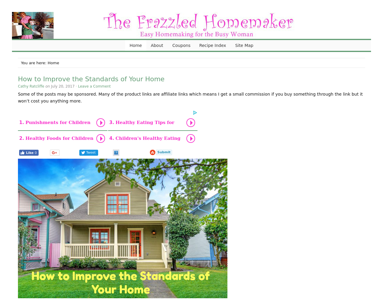 The-Frazzled-Homemaker-Advertising-Reviews-Pricing