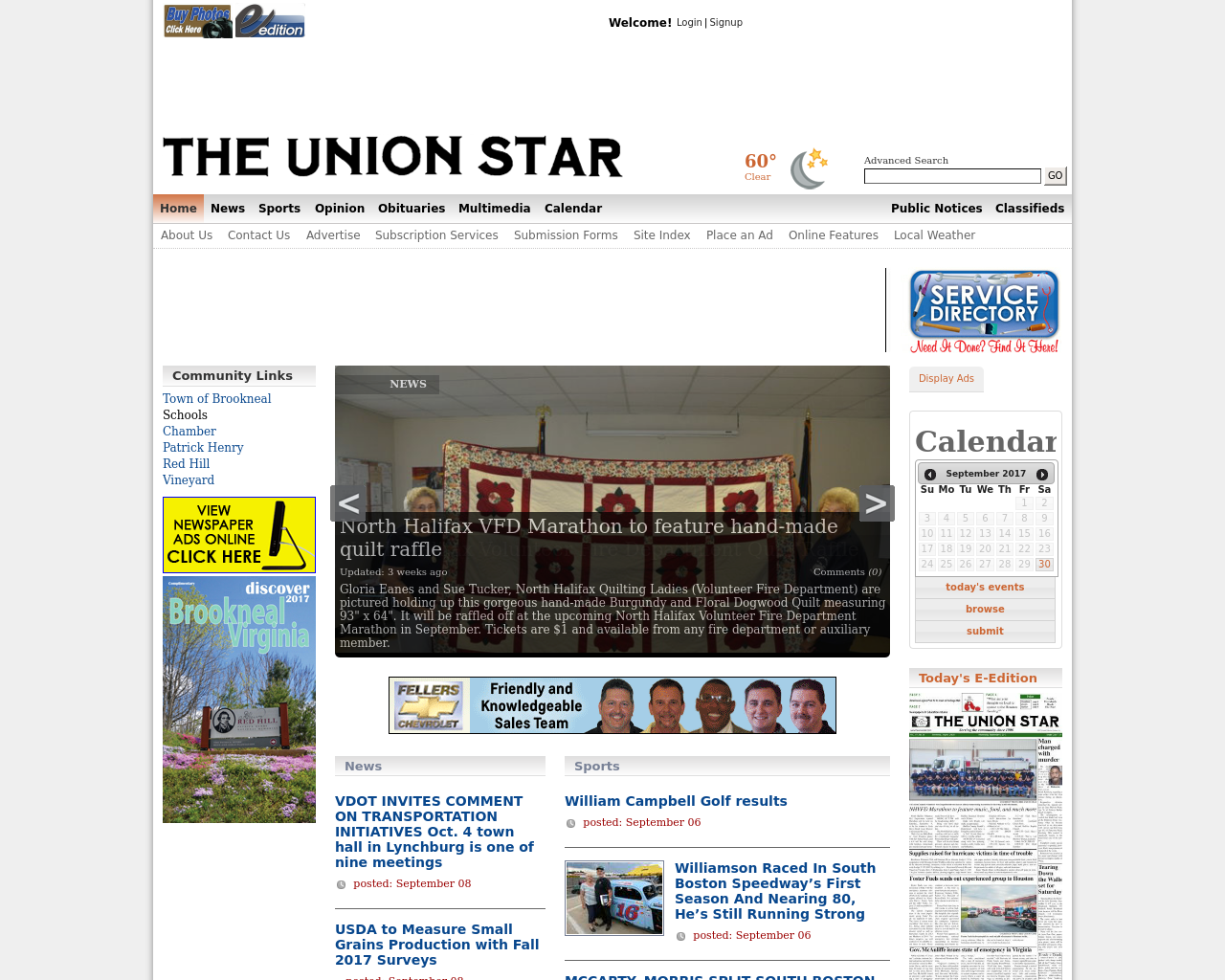 The-Union-Star-Advertising-Reviews-Pricing